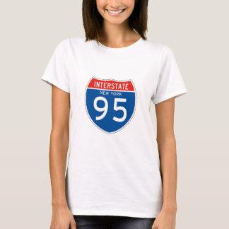 Camiseta Muestra de un estado a otro 95 - Nueva York