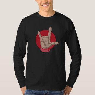 Camiseta Muestra del amor por Aleta
