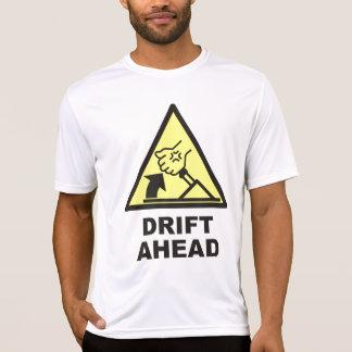 Camiseta Muestra del freno de mano de la deriva a