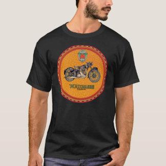 Camiseta Muestra incomparable de la motocicleta del socio