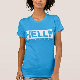 Camiseta Muestras y síntomas