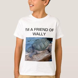 Camiseta ¡Muestre su amor para Wally y el campo WA WA!
