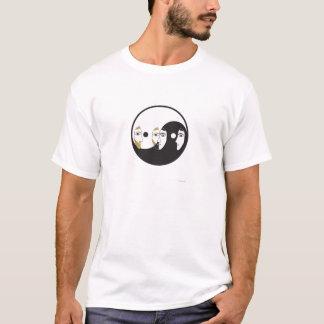 Camiseta Mujer del hombre de Yin Yang