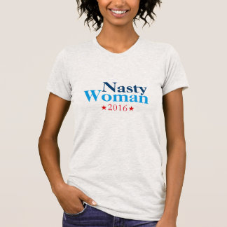 Camiseta Mujer desagradable 2016
