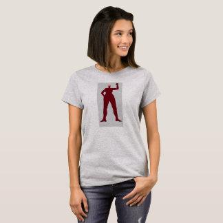 Camiseta Mujer fuerte