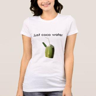 Camiseta mujer Just coco retretes