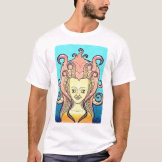 Camiseta Mujer pulpo t-shirt