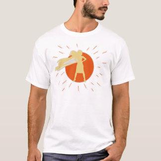 Camiseta mujer-superestrella