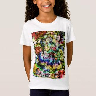 Camiseta Mujeres abstractas de la roca