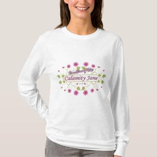 Camiseta Mujeres americanas famosas del ~ de Calamity Jane