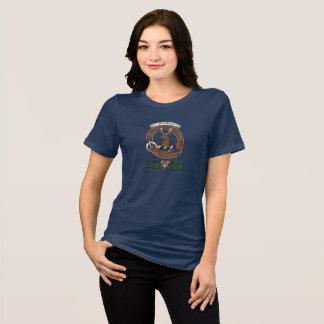 Camiseta Mujeres de la insignia del clan de Davidson