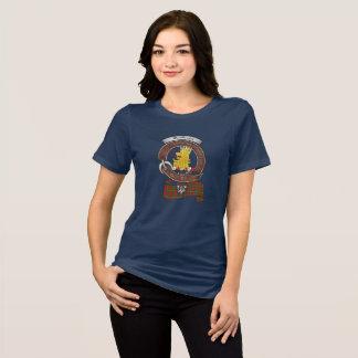 Camiseta Mujeres de la insignia del clan de MacGregor