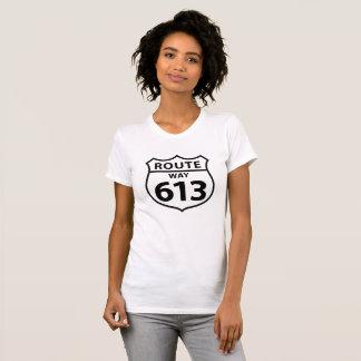Camiseta Mujeres de la ruta 613