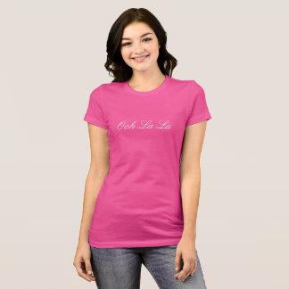 Camiseta Mujeres del la T del la de Ooh