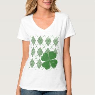 Camiseta Mujeres del trébol de Argyle
