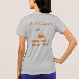 Camiseta Mujeres estadas allí. Hecho eso. FreeArenas.com