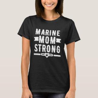 Camiseta Mujeres fuertes de la mamá marina gráficas