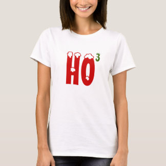 Camiseta Mujeres Ho cubicadas