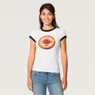 Camiseta Muladhara Circular chakra T-shirt