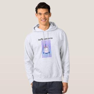 Camiseta mullida del unicornio unisex