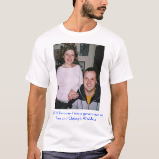 Camiseta Mún regalo nupcial del fiesta