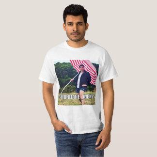 Camiseta mundana de la original de Meme