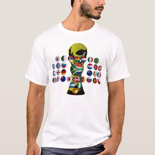 camiseta mundial 2010