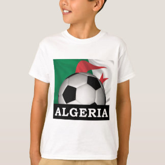 Camiseta Mundo Argelia