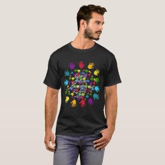 Camiseta Mundo autismo conciencia 2 de abril de 2017