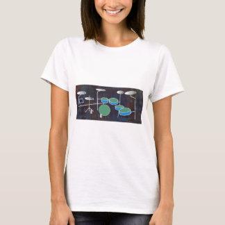 Camiseta Mundo del tambor