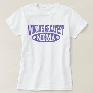 Camiseta Mundo más grande