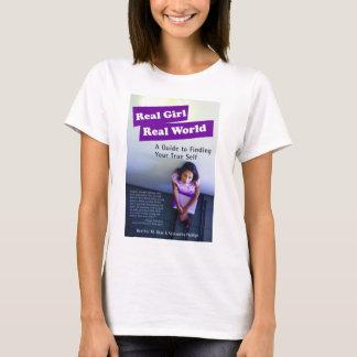 Camiseta Mundo real real del chica