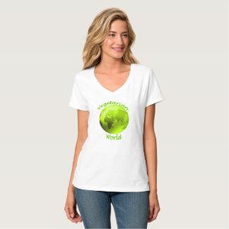 Camiseta Mundo vegetariano