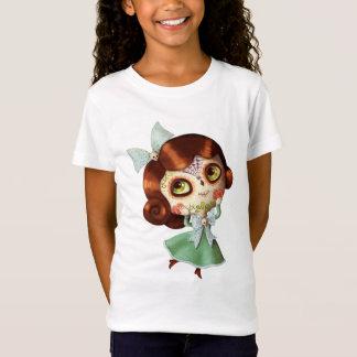 Camiseta Muñeca de Dia de Los Muertos Vintage