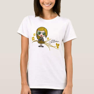 "Camiseta Muñeca de ""Srta. Cosmopolitan"""