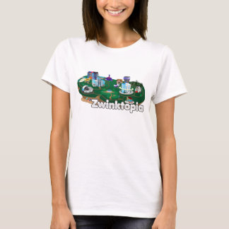 Camiseta Muñeca de Zwinktopia