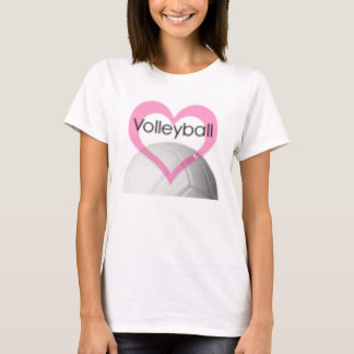 Camiseta muñeca del voleibol