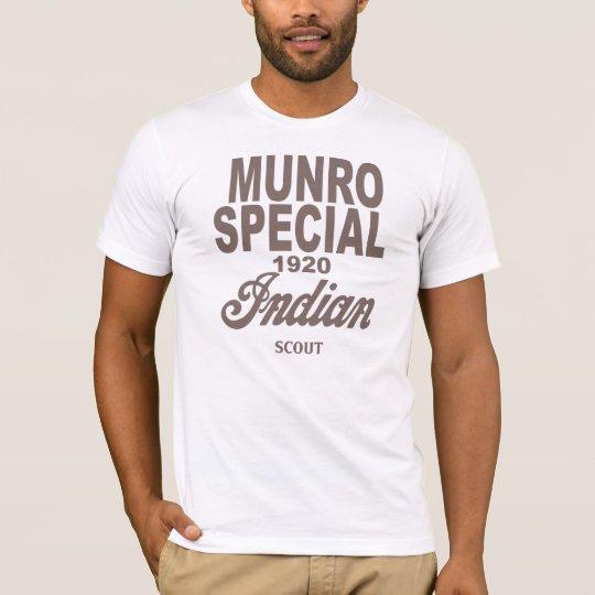 Camiseta Munro legend