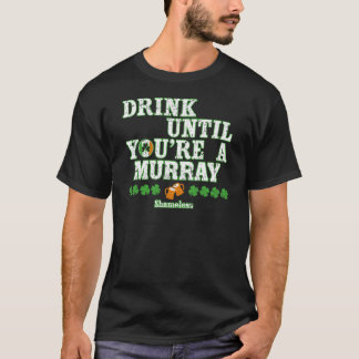 Camiseta MURRAY borracho