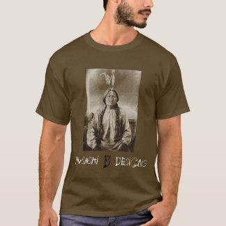 Camiseta Musashi diseña la sentada Bull