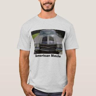 Camiseta Músculo americano, músculo americano