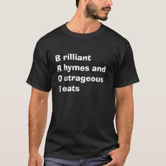 Camiseta Música 2 de B-Rob