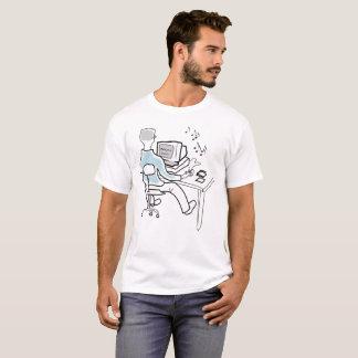 Camiseta Música de la transferencia