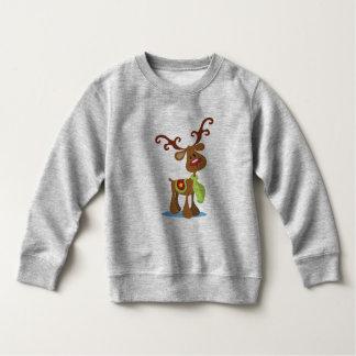 Camiseta muy linda del navidad el | del reno