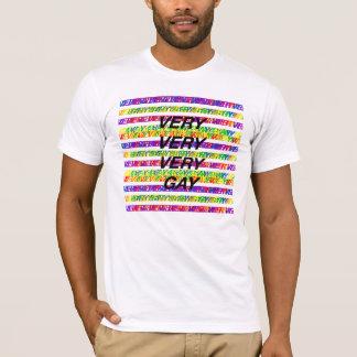 Camiseta muy muy muy gay