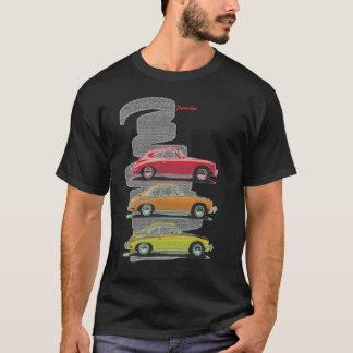 Camiseta my friends all drive porsches janis joplin