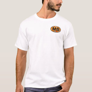 Camiseta Myrtle Beach.