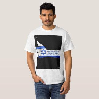 Camiseta Nací en Israel cuál es su superpotencia