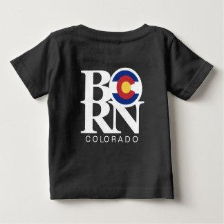 Camiseta NACIDA de la oscuridad de Colorado