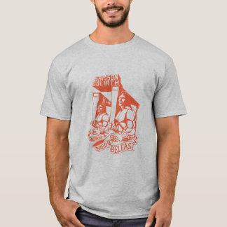 Camiseta Nacido y criado en Belfast